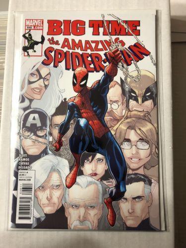 Amazing Spider-Man #648 First Print