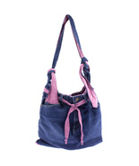 Jen Owenbey One Of A Kind Recycled Jeans Handmade Sidebag - £18.18 GBP