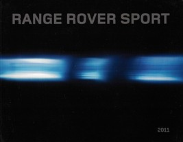 2011 Land Rover RANGE ROVER SPORT brochure catalog US 11 Autobiography - $12.00