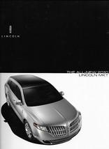 2010 Lincoln MKT sales brochure catalog US 10 - $8.00
