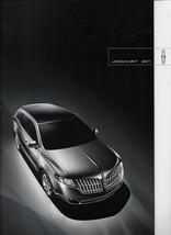 2011 Lincoln MKT sales brochure catalog US 11 EcoBoost - $8.00