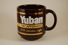 Vintage Yuban Decaffeinated 100% Colombian Cera... - $19.99