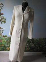 Kasper Vanilla Long Women Evening Dress Coat Size 4 NWT $140 - $101.66