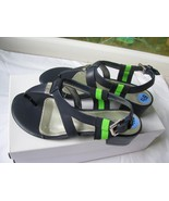 Tommy Hilfiger  Women's Blue Thong Sandal 6.5M New - $39.59