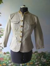 MICHAEL Michael Kors Putty, Military Blazer Jacket SZ6 NWT - $79.19