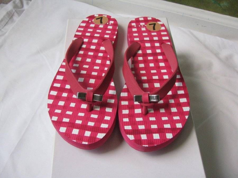 a632718846c Coach Amel Pink   White Checkered Rubber and 18 similar items