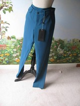 Rag & Bone Eloise Blue women Dress Pant SZ 12 Made in USA NWT - $89.09