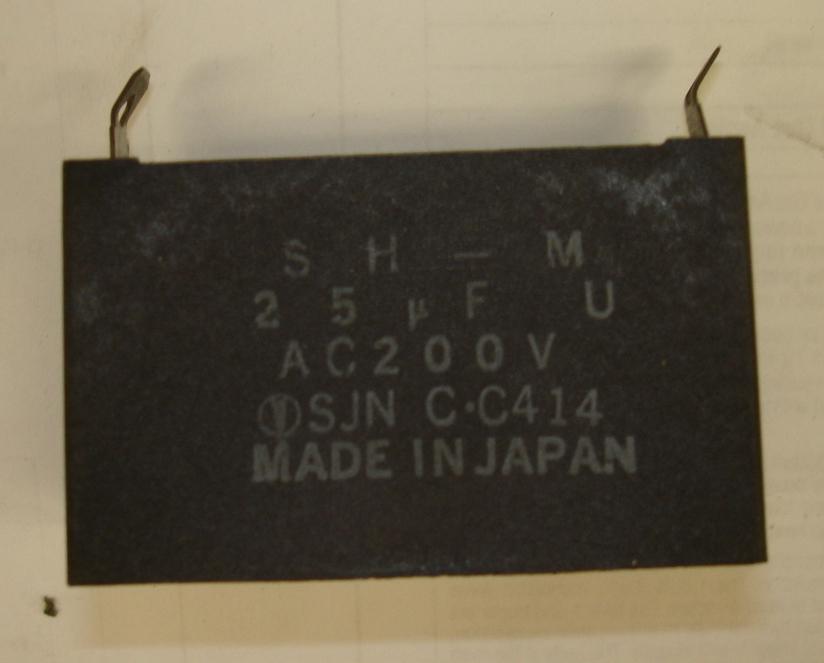 Capacitor C414