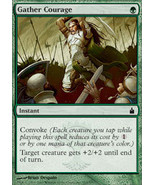 Magic The Gathering-Ravnica City Of Guilds-GATHER COURAGE - $0.15