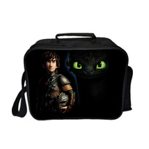WM How To Train Your Dragon Lunch Box Lunch Bag Kid Adult E - $19.99
