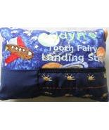 Airplane Landing Strip Tooth Fairy Pillow -Cust... - $25.00