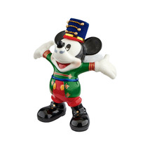 Disney Nutcracker Mickey By Design Department 56 Porcelain Figurine New ... - $15.04