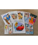 Betty Page Bettie Page Collector Bundle Deal SIGNED Steve Woron ~*Hard t... - $44.54