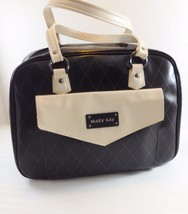 Mary Kay Consultant Large Black & Ivory Tote Ba... - $37.06