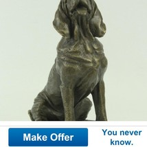 Signed By Cain Blood Hound Bloodhound Kennel Cl... - $149.00