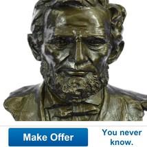 Large Limited Edition Abraham Lincoln Usa Presi... - $500.00