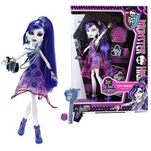 "Mattel Year 2011 Monster High ""Dot Dead Gorgeous"" Series 10 Inch Doll - ... - $49.99"