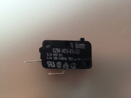 Microwave Oven Normal Open Switch OEM 1A NO VP132A VP133A - $4.20