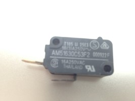Microwave Oven Normal Open Switch OEM 16A NO AM51630C53Y1 - $4.20