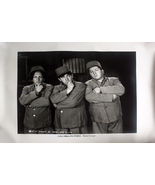 Three Stooges Original Poster Columbia Pictures Archives - $29.99