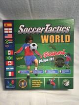 Soccer Tactics World Board Game - $46.95