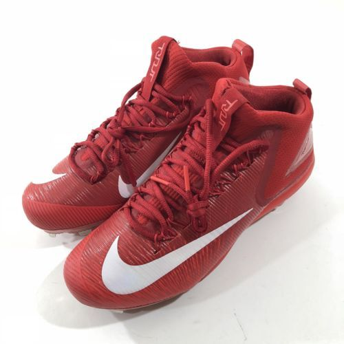 reputable site bb9f2 07351 Nike Men s Zoom Trout Baseball Cleats Red and 50 similar items. 12
