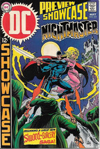 Showcase Comic Book #82 Nightmaster, DC Comics 1969 FINE+ - $28.94