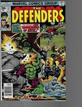 Defenders #42 (Marvel, 1976) VF+ - $14.85