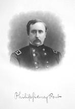 GEN PHILIP SIDNEY POST US Consul to Austria - SUPERB Portrait 1874 Antiq... - $13.86