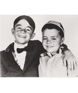 Little Rascals Our Gang Spanky  Alfalfa Vintage 8X10 BW TV Memorabilia Photo - $6.99