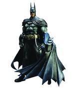 Square Enix Batman: Arkham Asylum Play Arts Kai: Batman Action Figure [Toy] - $197.99