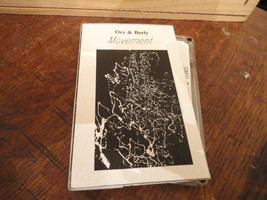 CASSETTE Ory and Berly 'Movement' Greg and Kim Harmelink Athens GA folk ... - $7.99
