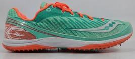 Saucony Kilkenny Xc5 Größe:9 M (B) Eu 40.5 Damen Track Schuhe Grün S19004-4