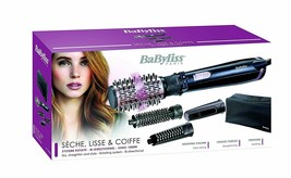 BaByliss Brush Rotary Of Air Ionic 4 Heads for Drying Modelling Straightening - $271.72