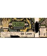 PHISH PTBM 7/3/19 Ticket Stub SPAC, Saratoga Springs, NY Night 2 - $19.34