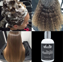 Sweet Professional The First Shampoo Hair Straightener Keratin Treatment, 4 oz image 3