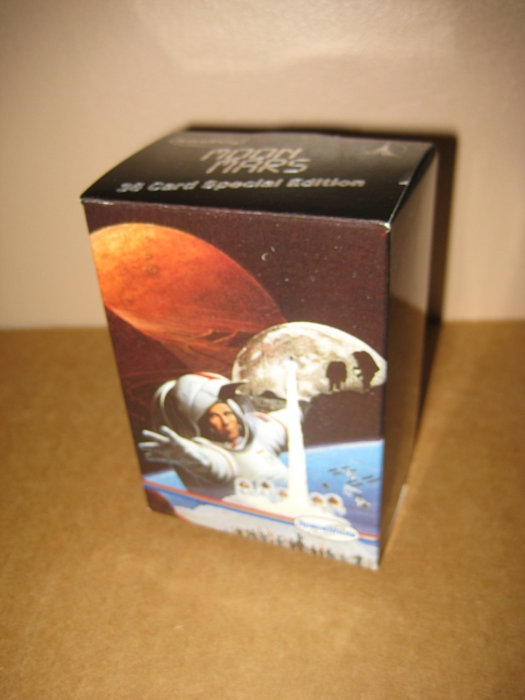 Spaceshots: Moon Mars 36 Card Special Edition Set 1991