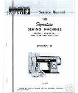 Montgomery Ward Manual sample item