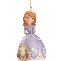 Lenox Disney Princess Sofia Figurine Ornament The First 1st Clover Bunny... - $29.00
