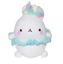 Molang Toys Soft Cushion Stuffed Animal Plush Pet Ballerina Ballet Costume Rabbi