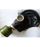 RUBBER GAS MASK GP-5 Russian Black  Military , size 0,1,2,3,4 - $2.99
