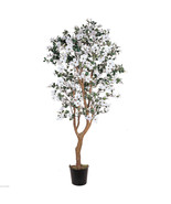 "23"" Boxwood Ball Topiary  Nearly Natural - $69.99"