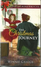 The Christmas Journey Winnie Griggs (Love Inspired Historical LrgPrt) Pa... - $2.25