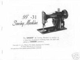 Singer Manual: 42 listings