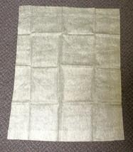 "RV Curtain Color: Kasper Sage Size: 18 3/4"" Wide X 23 3/4"" Long #765423 - $11.88"