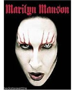 MARILYN MANSON Headshot Head Shot 29