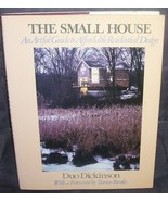 THE SMALL HOUSE Book Artful Guide to Affordable Residential  - $14.96