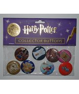 Harry Potter Collector Buttons Set 2 - $23.99