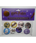 Harry Potter Collector Buttons Set 3 - $23.99