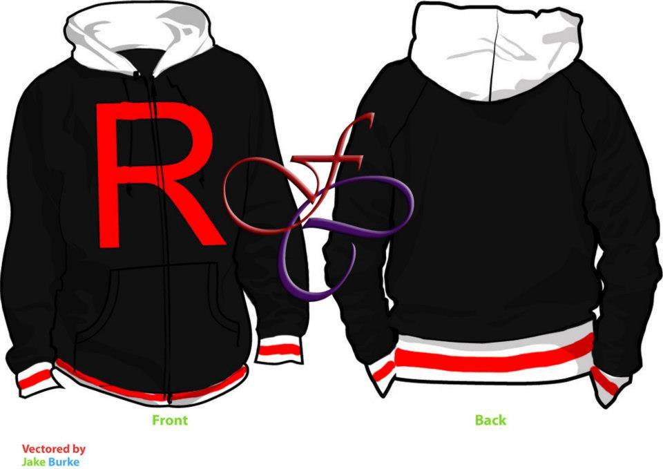 Team rocket hoodie